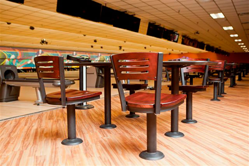 Marvelous Bowling Furniture