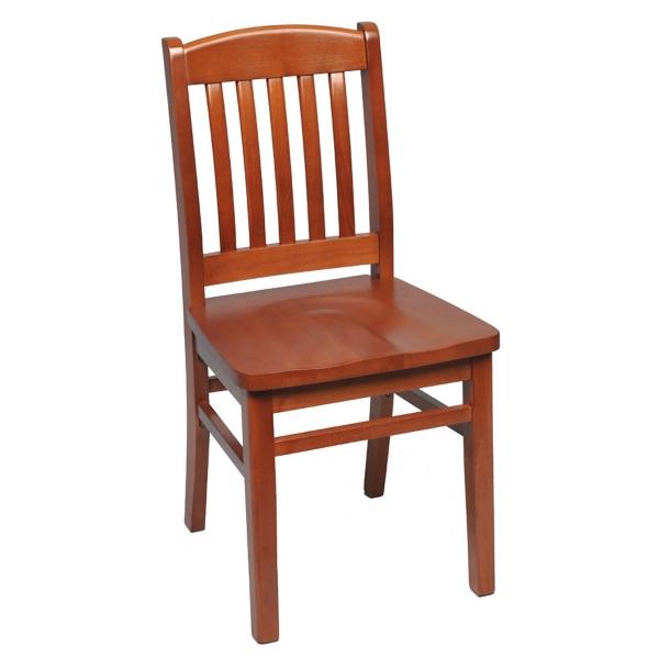 Bulldog Wood Chair ~ Bull dog chair venue industries