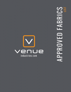 approved fabric list venueindustries