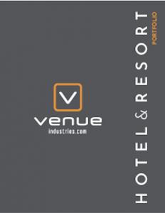 venue industries hotel lookbook